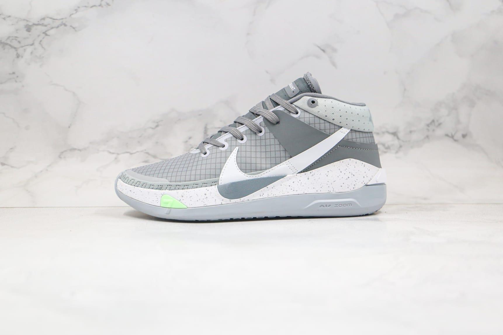 Nike KD 13 Team Cool Grey 2