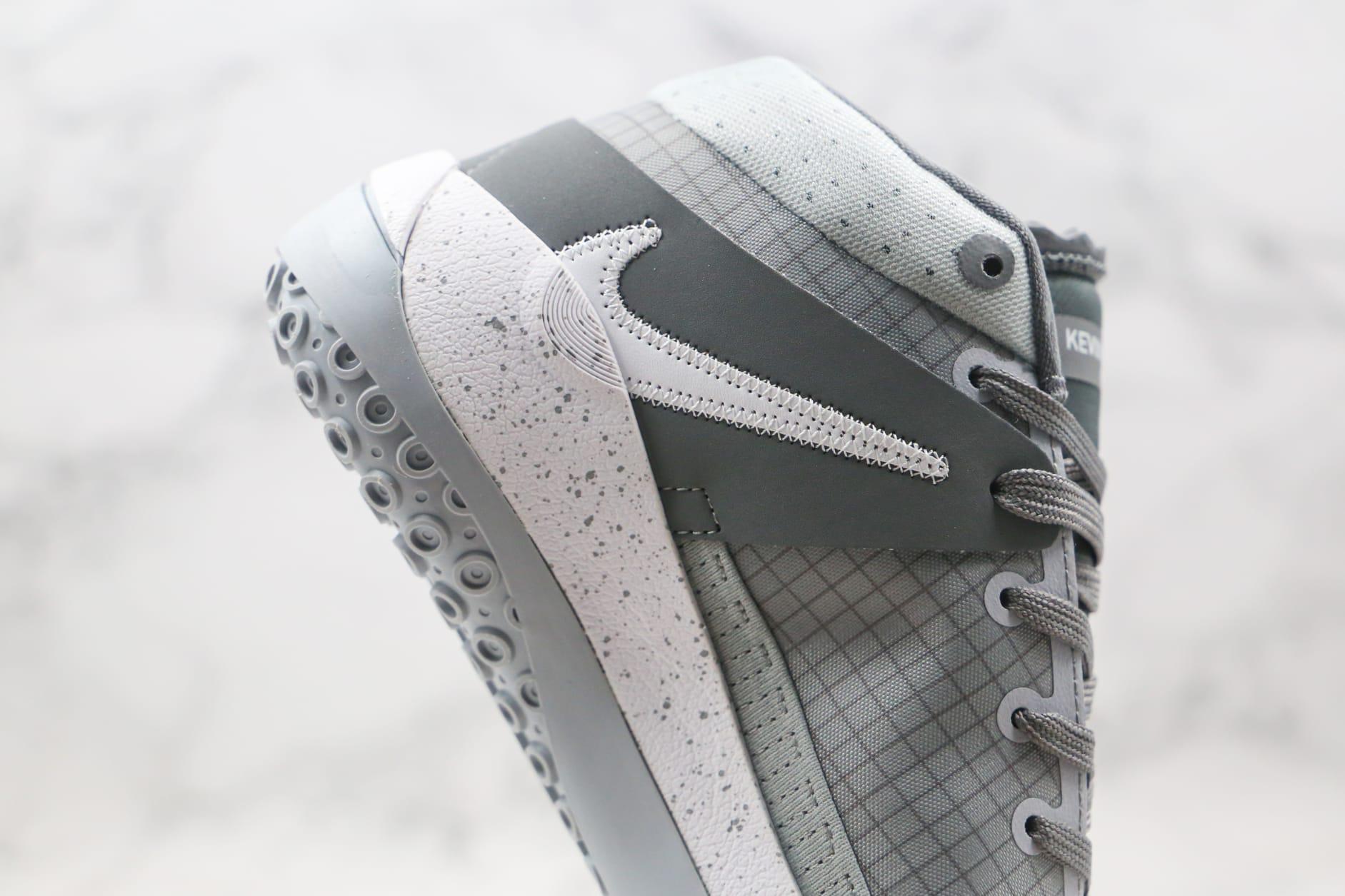 Nike KD 13 Team Cool Grey 3