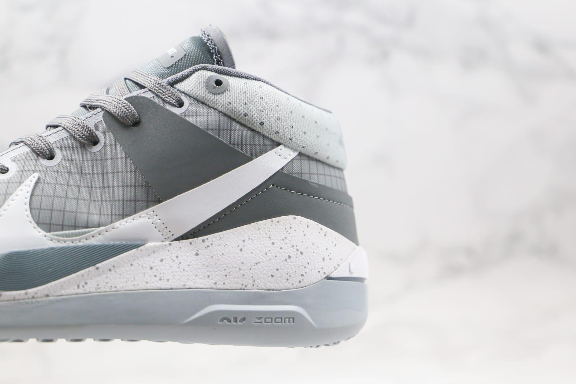 Nike KD 13 Team Cool Grey 4