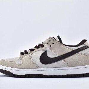 Nike SB Dunk Low Pro Desert Sand Mahogany 1