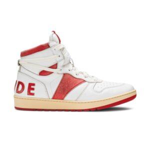 Rhude Rhecess High White Red