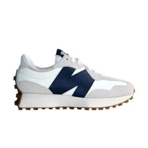 Wmns New Balance327 Grey Navy