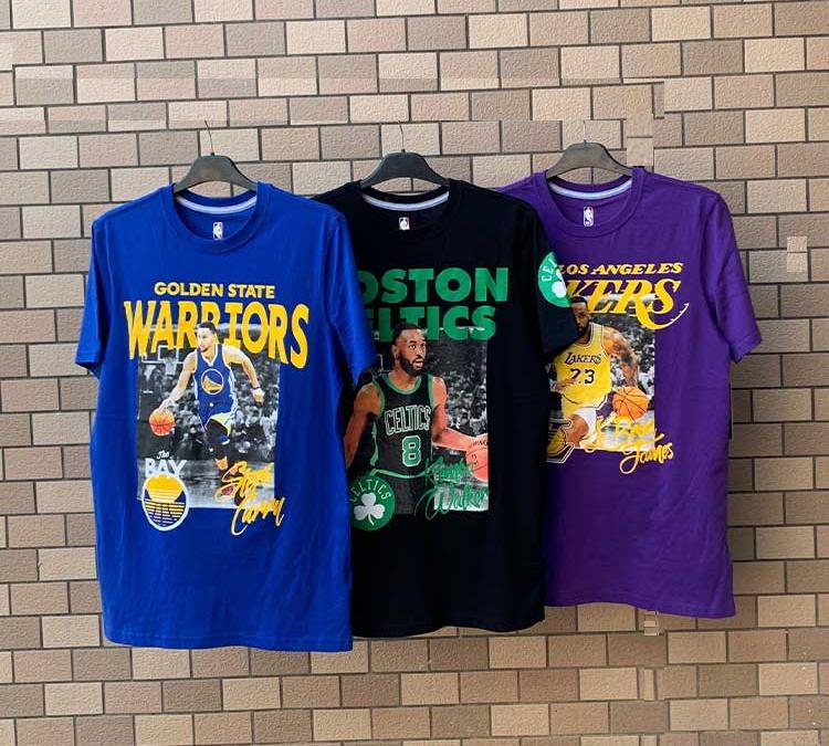 2020 NBA Players Color Tee