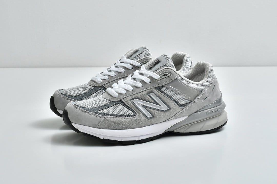 New Balance 990v5 Made In USA Grey 10