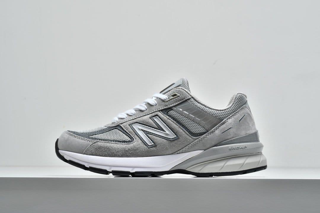 New Balance 990v5 Made In USA Grey 3