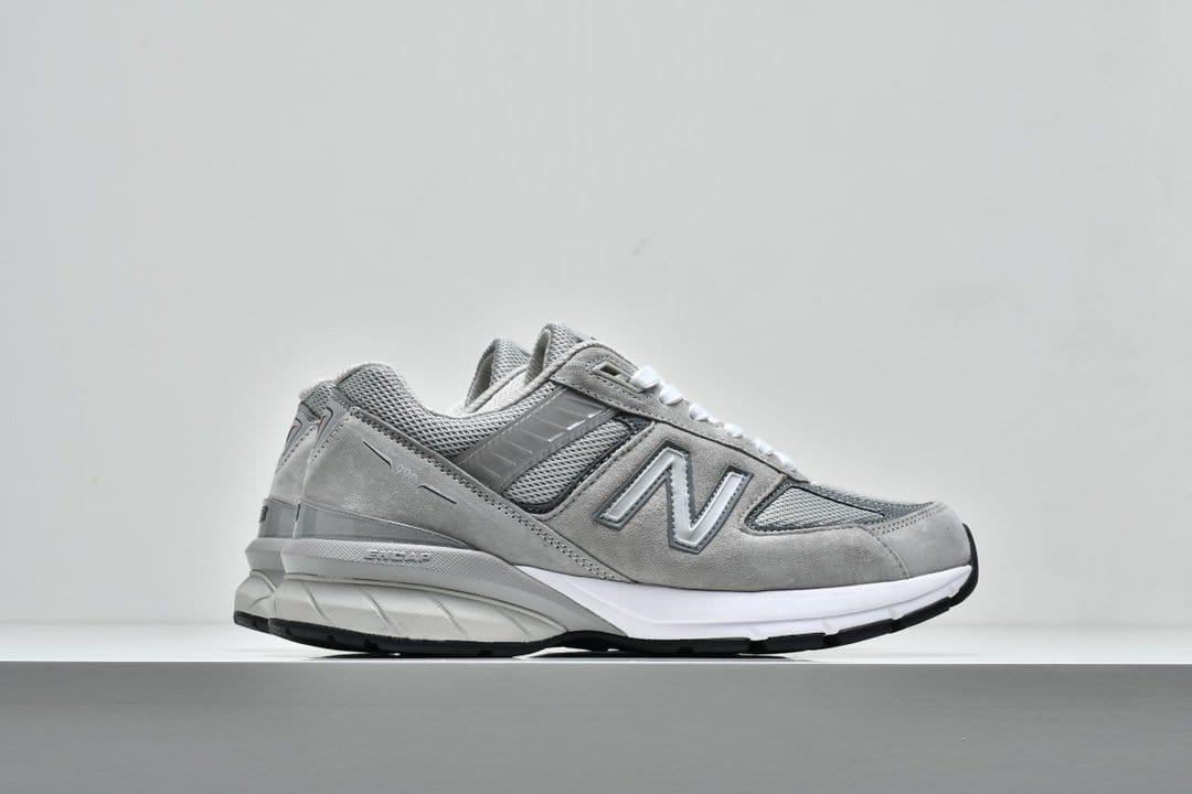 New Balance 990v5 Made In USA Grey 4