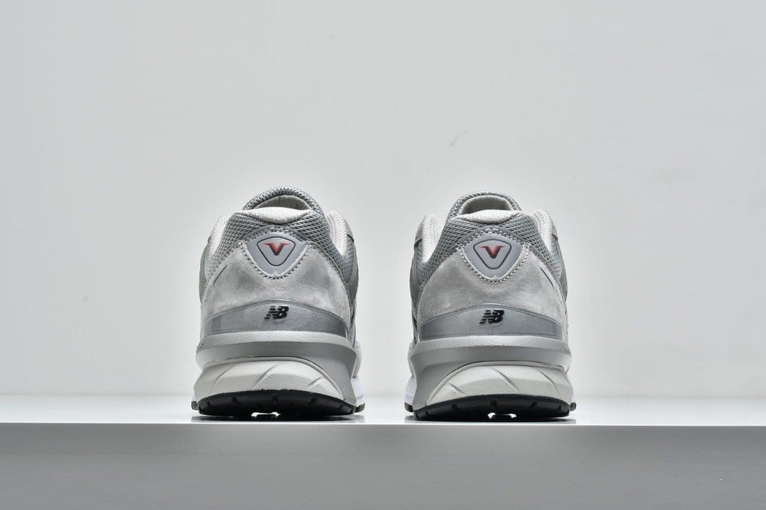 New Balance 990v5 Made In USA Grey 5