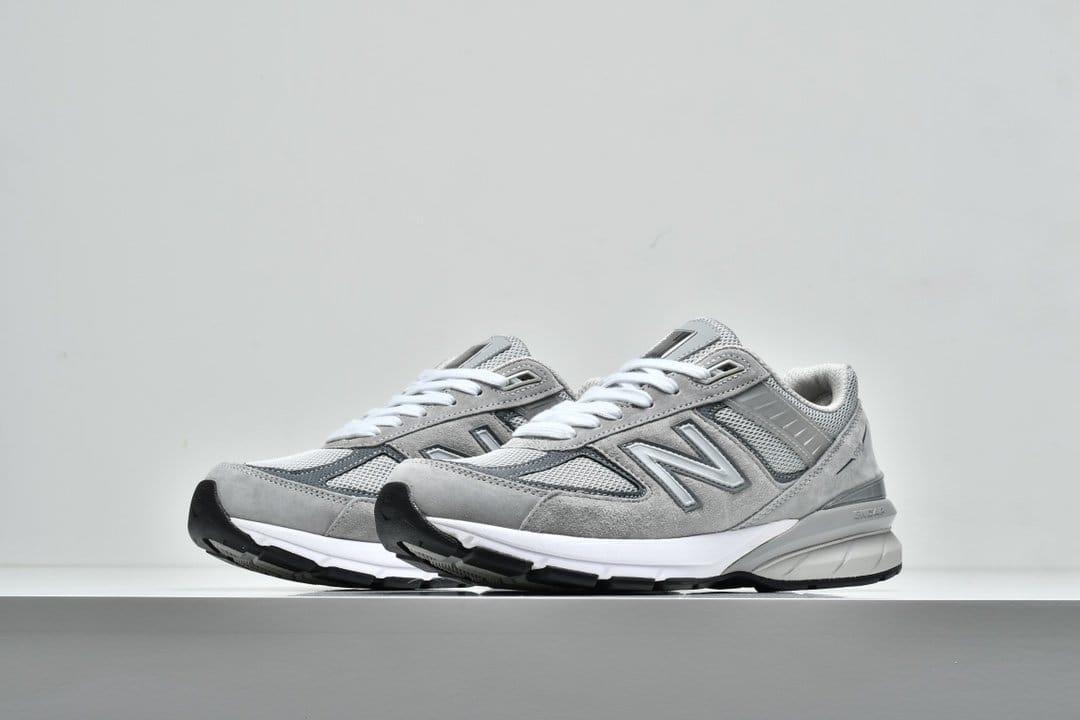 New Balance 990v5 Made In USA Grey 6