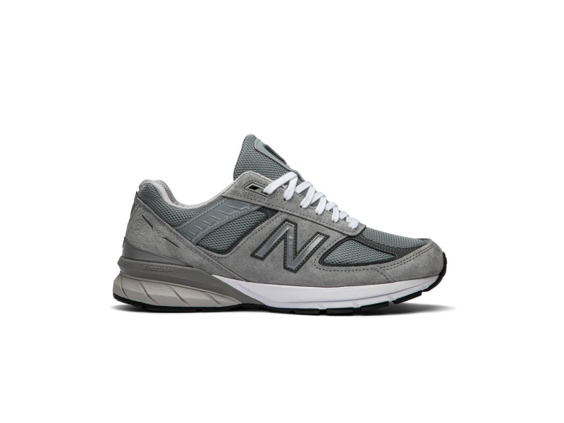 New Balance 990v5 Made In USA Grey