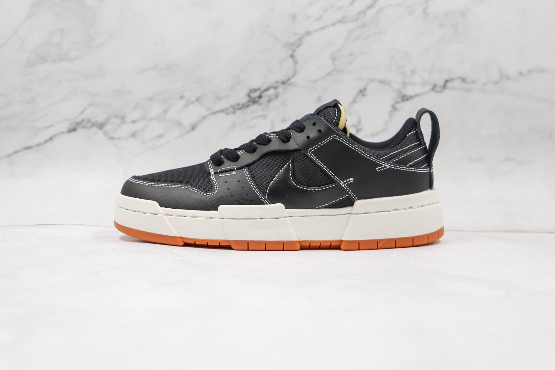 Nike Dunk Low Disrupt Black Gum W 1