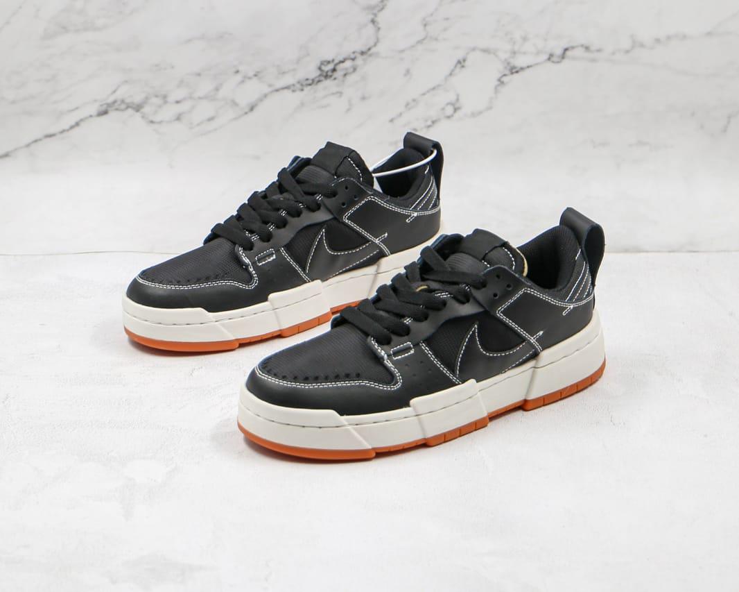 Nike Dunk Low Disrupt Black Gum W 7