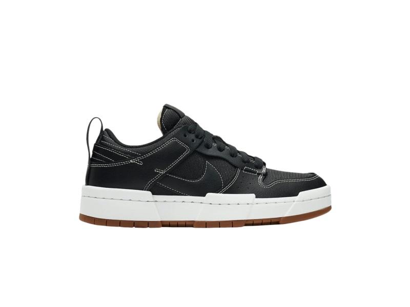 Nike Dunk Low Disrupt Black Gum W