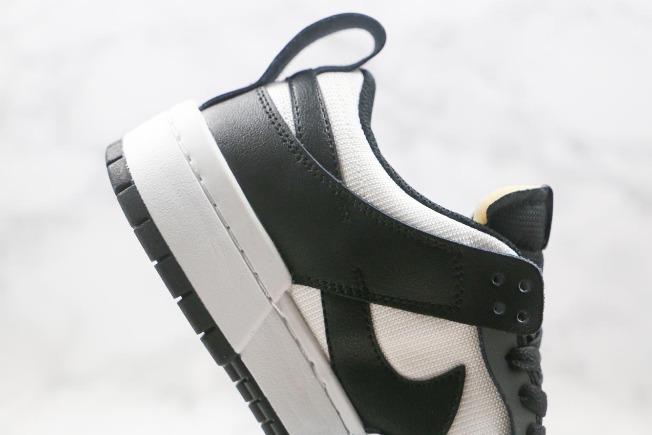 Nike Dunk Low Disrupt Black White W 2