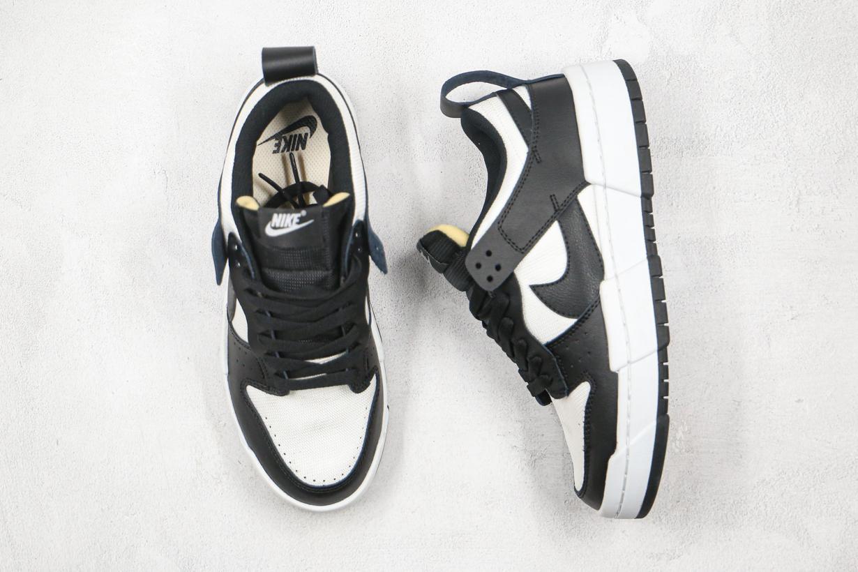 Nike Dunk Low Disrupt Black White W 6