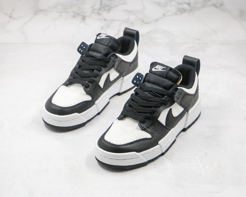Nike Dunk Low Disrupt Black White W 7