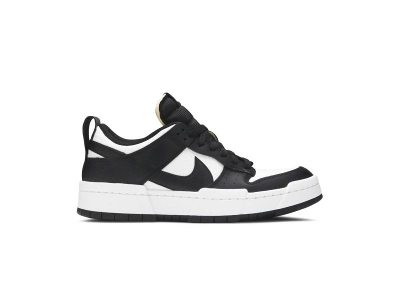 Nike Dunk Low Disrupt Black White W