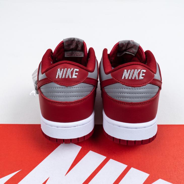 Nike Dunk Low Retro Medium Grey Varsity Red UNLV 2021 10