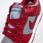 Nike Dunk Low Retro Medium Grey Varsity Red UNLV 2021 7