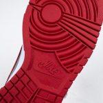 Nike Dunk Low Retro Medium Grey Varsity Red UNLV 2021 9
