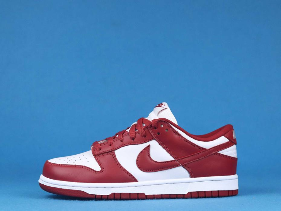 Nike Dunk Low St. Johns University Red 2020 2