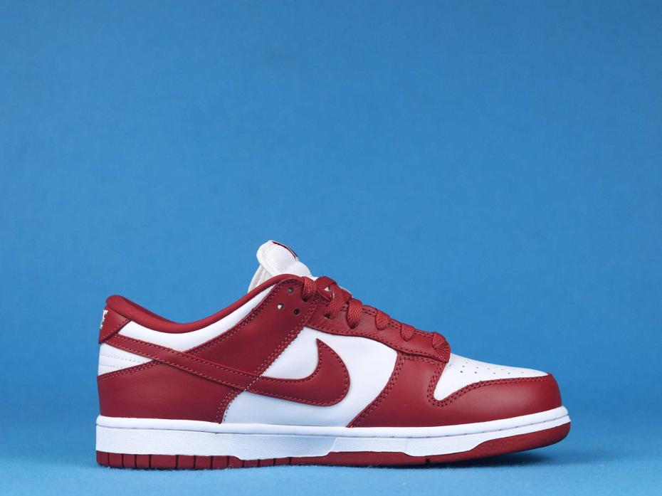 Nike Dunk Low St. Johns University Red 2020 3