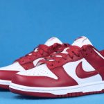 Nike Dunk Low St. Johns University Red 2020 6
