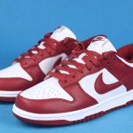 Nike Dunk Low St. Johns University Red 2020 7
