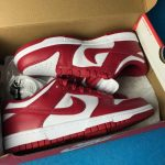 Nike Dunk Low St. Johns University Red 2020 9