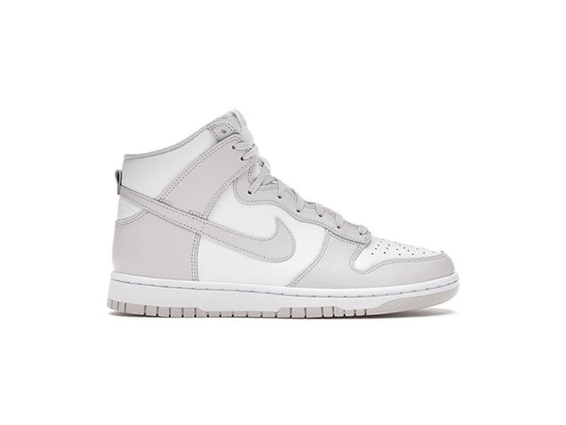 Nike Dunk High Retro White Vast Grey 2021