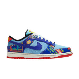Nike Dunk Low Chinese New Year Firecracker 2021