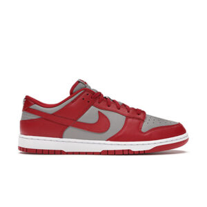 Nike Dunk Low Retro Medium Grey Varsity Red UNLV 2021