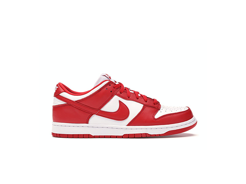 Nike Dunk Low St. Johns University Red 2020