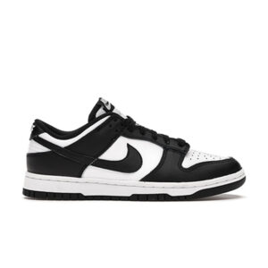 Nike Dunk Low White Black 2021 W