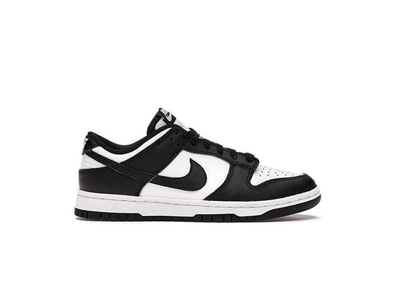 Nike Dunk Low White Black 2021 W