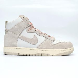 Notre x Nike Dunk High Light Orewood Brown 1
