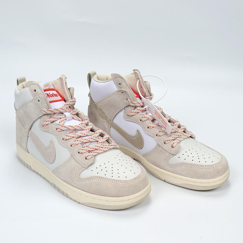 Notre x Nike Dunk High Light Orewood Brown 5