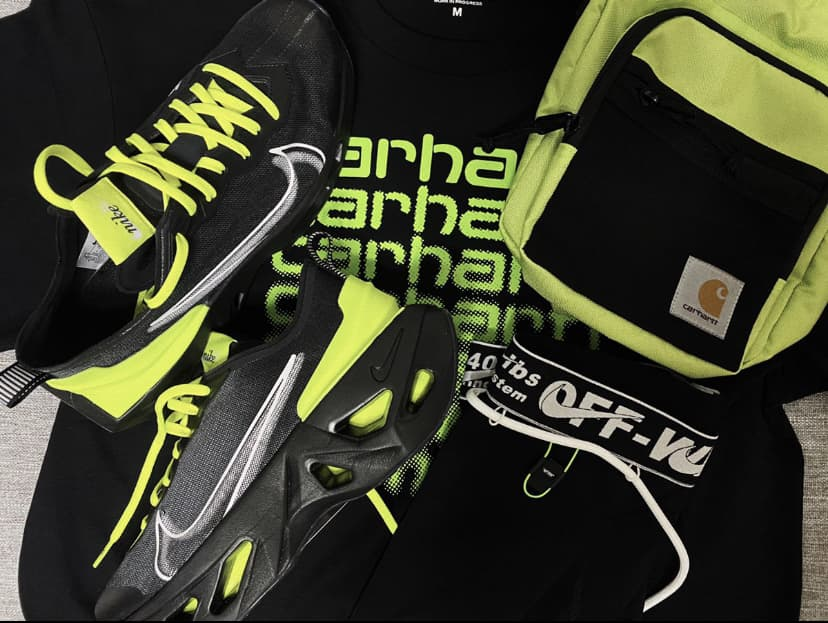 Wmns Nike ZoomX Vista Grind Lemon Venom 9