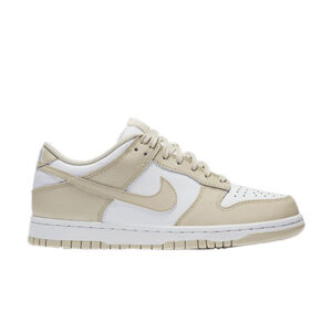 Wmns nike dunk low white oatmeal