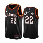 cavaliers larry nance jr. black city new uniform jersey