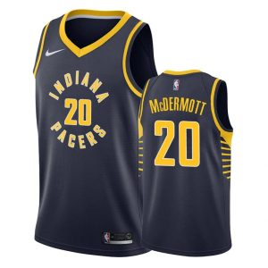 doug mcdermott mens navy icon jersey