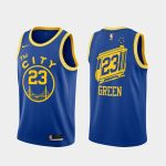 draymond green warriors 2020 21 royal classic edition jersey