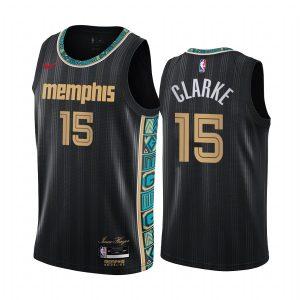 grizzlies brandon clarke black city new uniform jersey