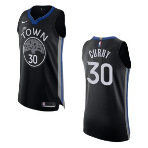 mens golden state warriors stephen curry city authentic jersey black