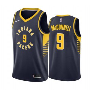 mens pacers t.j. mcconnell navy icon jersey