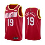 mens rockets tyson chandler red classics jersey