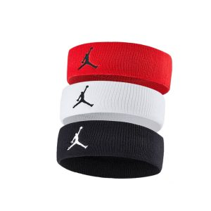 nba jordan black white red
