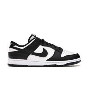 nike dunk low retro white black 2021