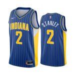 pacers cassius stanley blue city edition new uniform jersey