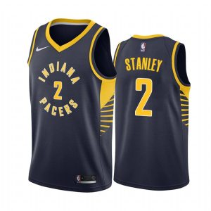 pacers cassius stanley navy icon 2020 nba draft jersey