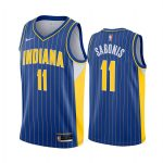 pacers domantas sabonis blue city jersey